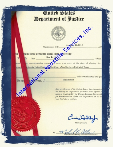 US-Justice-Department-Authentications-Letter